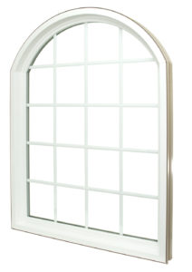 Provia Endure Arch Window
